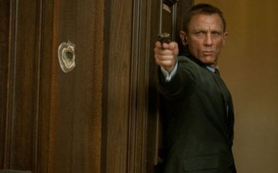 Bond 25 Titled 'No Time To Die'