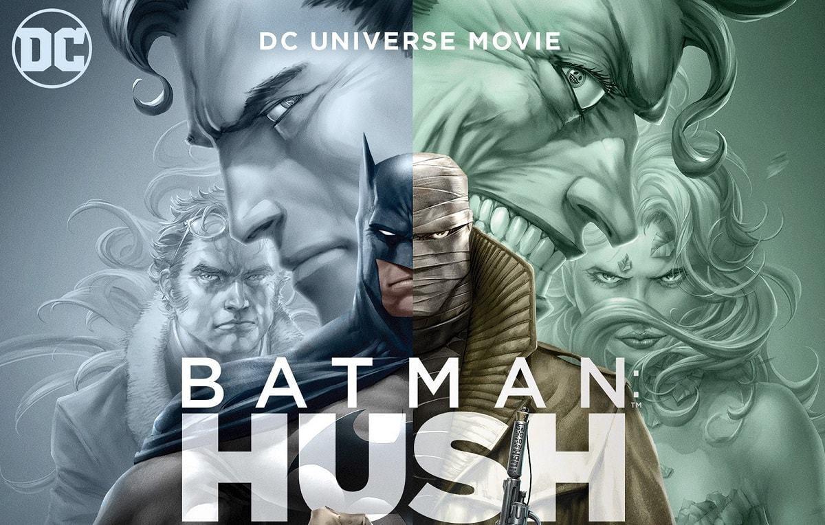 'Batman: Hush' (Review)