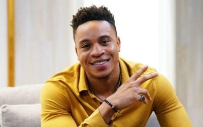 Eddie Murphy's 'Coming 2 America' Adds Rotimi to the Star-Studded Ensemble