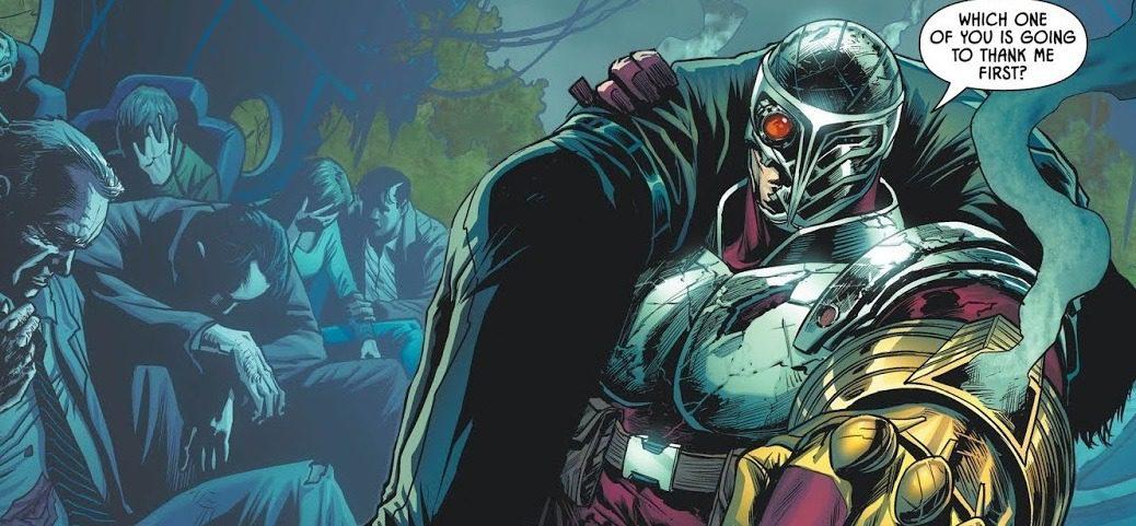 Detective Comics #1010 (Review)