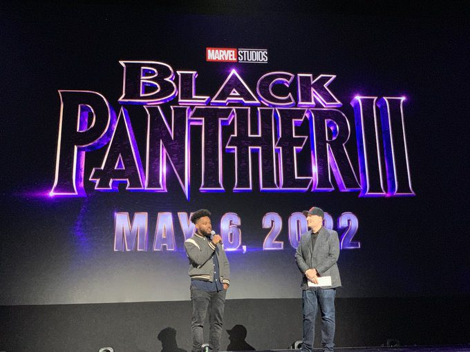 Ryan Coogler's 'Black Panther II' to Release on May 6, 2022