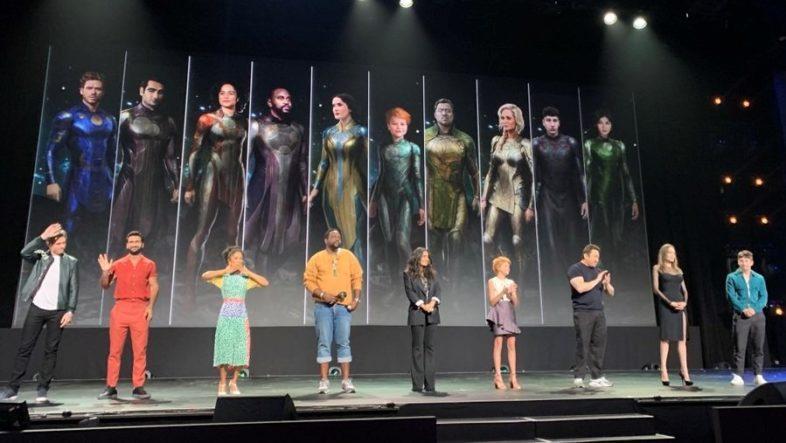 Marvel's 'Eternals': Kit Harington to Play Black Knight; Gemma Chan Set for Sersi; Barry Keoghan Will Portray Druig