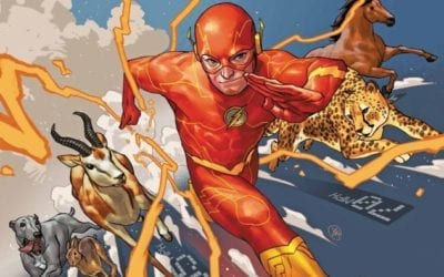 The Flash #77  (Review)