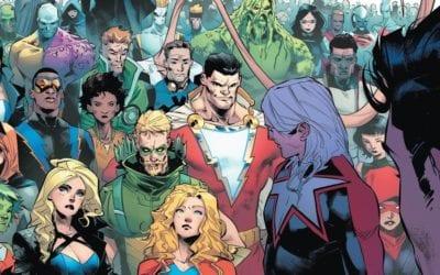 Justice League #30 (Review)