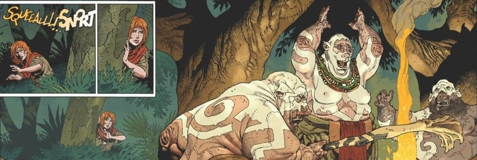The Island of Dr. Moreau #1 (Review)