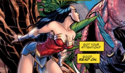 Wonder Woman Come Back to Me #2 (REVIEW)