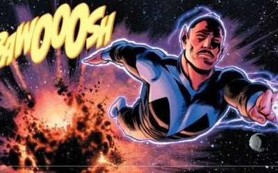 Sinestro Year of the Villain #1 (Review)