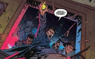 Tommy Gun Wizards #1 (Review)