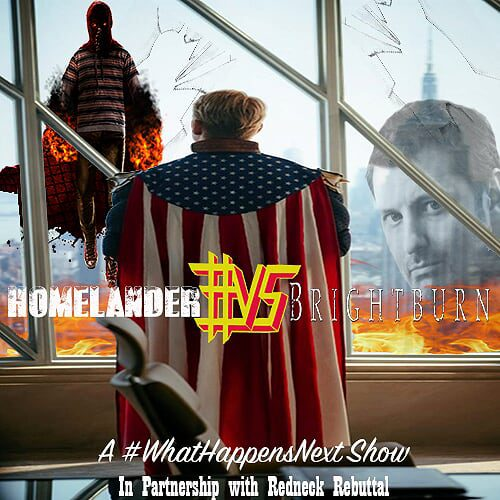 What Happens Next #VS: Homelander vs. Brightburn