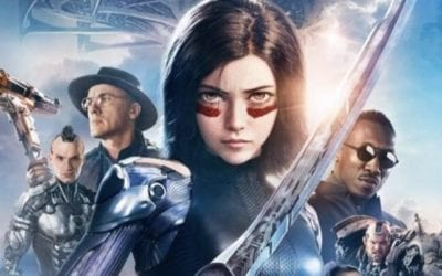 Alita: Battle Angel (2019) Blu-ray and Special Features (REVIEW)