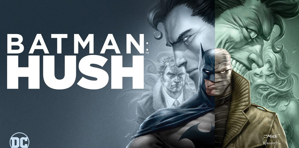 'Batman: Hush' Cast and Creator Interviews