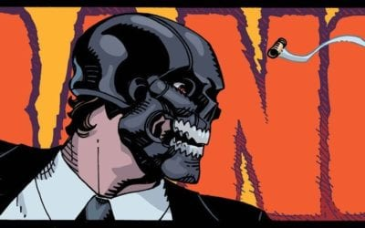 Year of the Villain Black Mask #1 (Review)