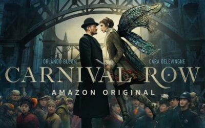 'Carnival Row' (REVIEW)