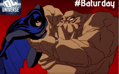 """What Happens Next Watch-Along: Batman The Animated Series """"Feat of Clay"""" (1 & 2)"""