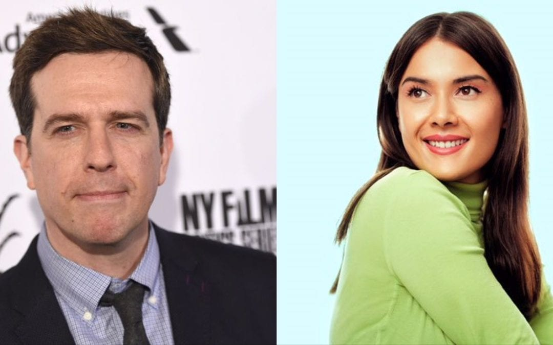 EXCLUSIVE: Ed Helms and Patti Harrison To Star In Nikole Beckwith's 'Togetherish'
