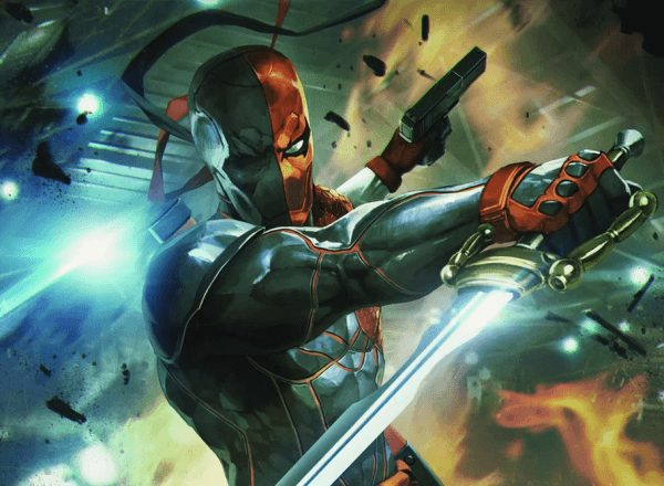 Deathstroke #46 (REVIEW)