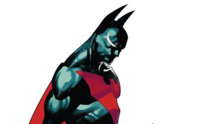 Batman Beyond #35 (REVIEW)