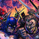 Batman TMNT III #4