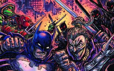 Batman TMNT III #4 (REVIEW)