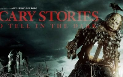 """'Scary Stories To Tell In The Dark"""" (REVIEW)"""