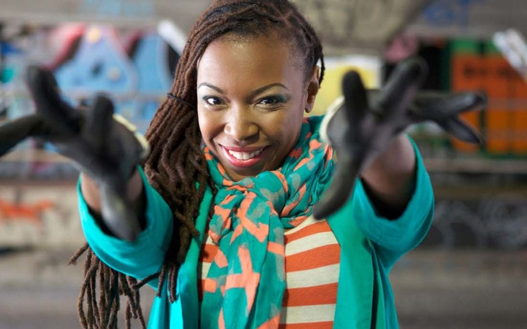 Making Powerful Art with Afua Richardson (Interview)