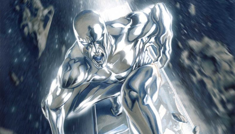 EXCLUSIVE: 'Silver Surfer' Movie in the Works at Marvel Studios