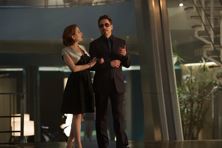 Robert Downey Jr. Returning in 'Black Widow' as Tony Stark via Deleted 'Civil War' Footage