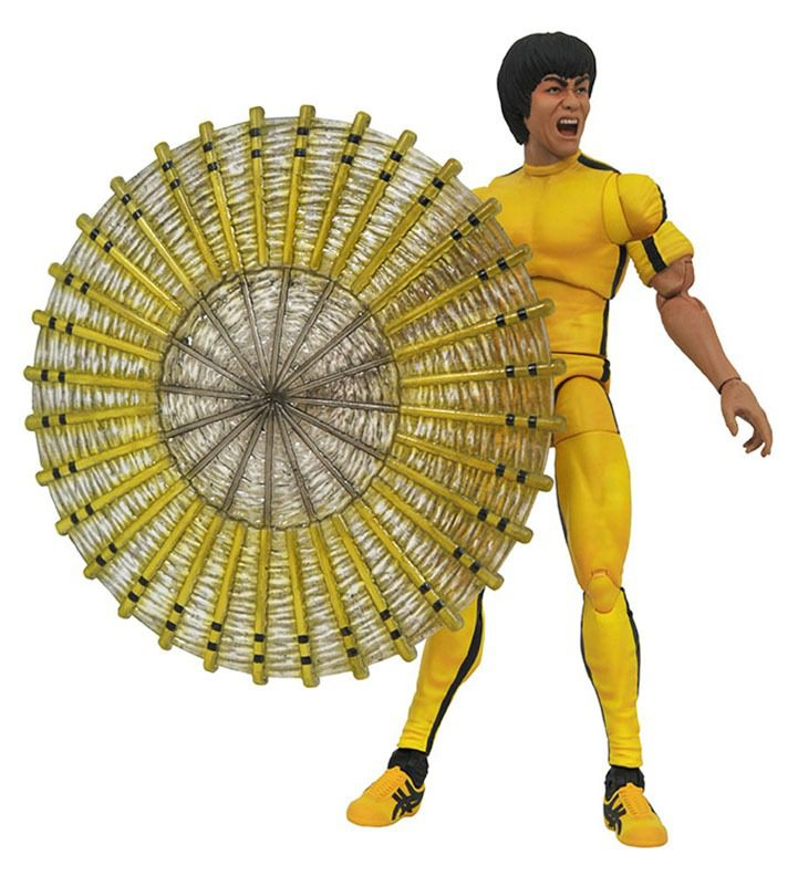 Diamond Select's New Offerings Feature Bruce Lee, Batwoman