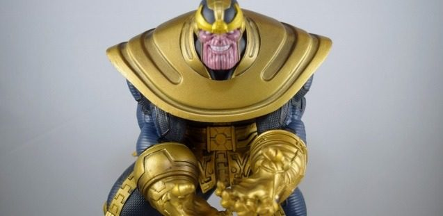 Diamond Select Marvel Gallery Thanos Gamestop Exclusive Statue (Review)