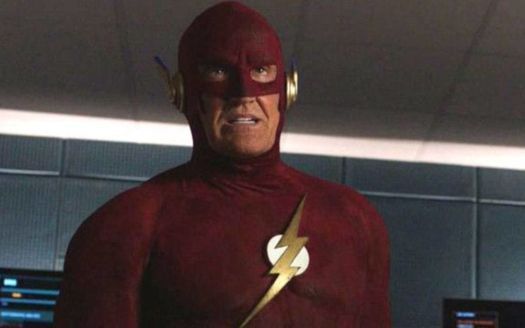 John Wesley Shipp Will Appear In CRISIS ON INFINITE EARTHS