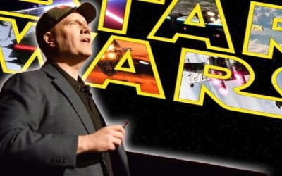 Marvel Studios Head Kevin Feige Developing 'Star Wars' Movie for Lucasfilm