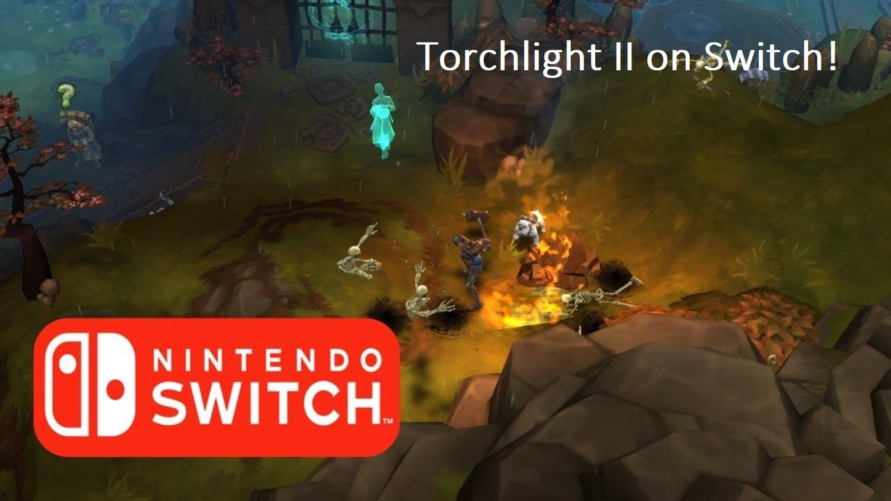 Torchlight II on Switch Does 3 Things Extremely Well