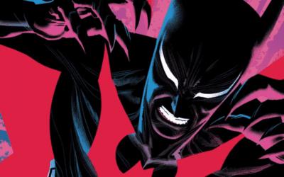 Batman Beyond #36 (REVIEW)