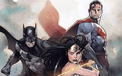 Justice League #32 (Review)