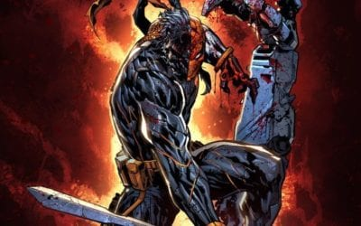 Deathstroke #48 (REVIEW)