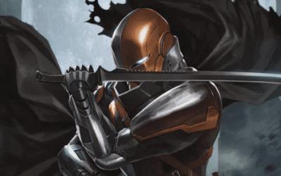 Deathstroke #47 (REVIEW)