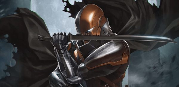 Deathstroke #47 (REVIEW)