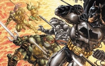 Batman TMNT III #5 (REVIEW)