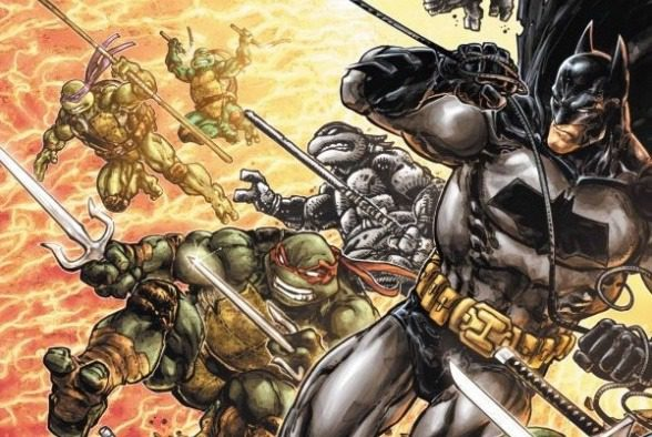 Batman TMNT III #5 (REVIEW)