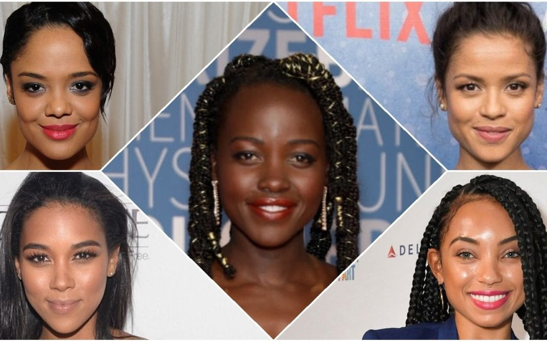 EXCLUSIVE: Lupita Nyong'o, Tessa Thompson, Gugu Mbatha-Raw, Alexandra Shipp, Logan Browning On Shortlist For Catwoman In 'The Batman'