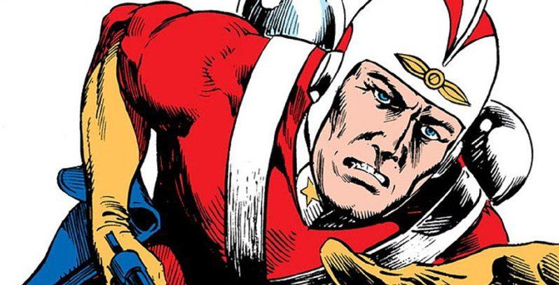 EXCLUSIVE: 'Adam Strange' TV Series In Development At DC
