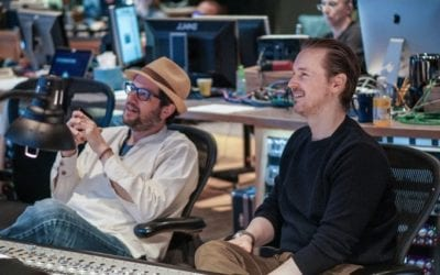 'The Batman': Composer Michael Giacchino to Reunite with Director Matt Reeves