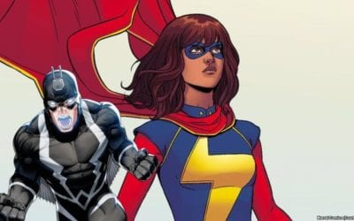 EXCLUSIVE: Casting Underway For Inhuman Royal Family In 'Ms. Marvel'; Vin Diesel & Aaron Taylor-Johnson Among Names For Roles