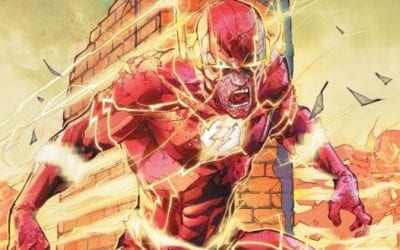 EXCLUSIVE PREVIEW: The Flash #80