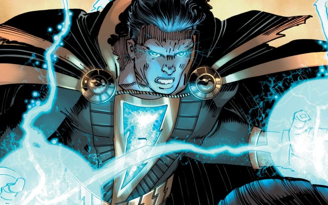 Year of the Villain: Black Adam #1 (Review)