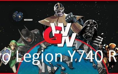 Legion Y740 Review