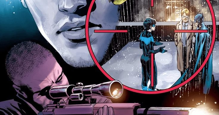 Nightwing Annual #2 (REVIEW)