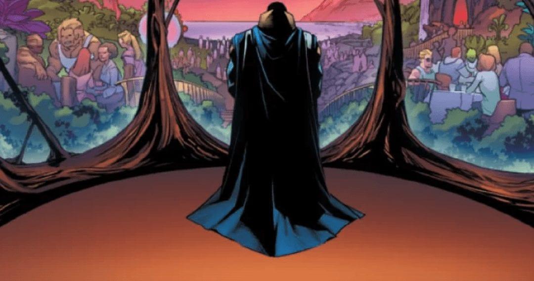 Excalibur #1 (REVIEW)
