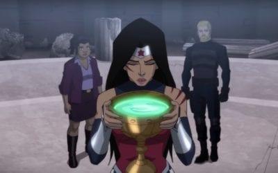 Wonder Woman Bloodlines Spoiler-Free Review (Video)