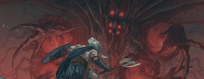 The Last God #1 (Review)
